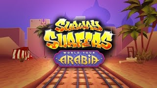 Subway Surfers Arabia Hack