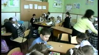 Классный час в 1 классе  Ручко А А