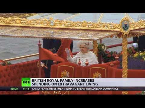 Hidden expenses make UK monarchy world's most expensive govt institution