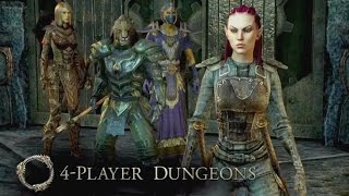 The Elder Scrolls Online Tamriel Unlimited - New Gameplay Trailer - PC/PS4/XBOX ONE - 2015 (HD)