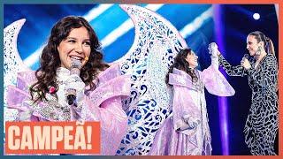 🦄 UNICÓRNIO LACROU! 🦄 Priscilla Alcântara vence The Masked Singer Brasil | The Masked Singer Brasil