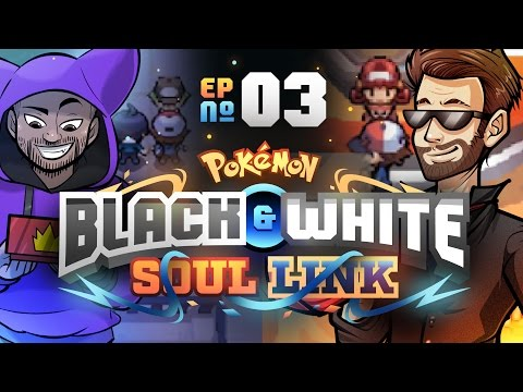 A GREAT START | Pokémon Black & White Randomized Soul Link Nuzlocke w/ TheKingNappy