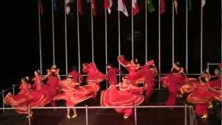 Venezuelan folk dance: Pajarillo