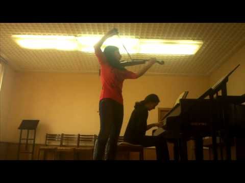 Tchaikovsky-Violin concerto ( exposition)