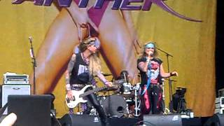 Steel Panther - Supersonic Sex Machine (Rock im Park 2012)