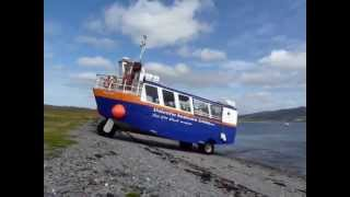 Amphibious 48 passenger/cargo boat Sale/Lease built 2009 High safety Regulations
