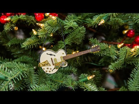 Hallmark Keepsake Ornament - Rockin' Guitar - Home & Family