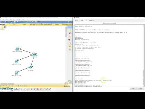 CCNA 2.4.a: How to configure an access port for data and voice