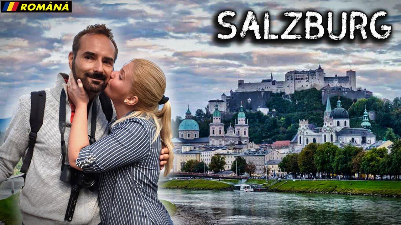 """Orașul IDEAL pentru un """"city break""""! (Salzburg vara și iarna) cu Valize Vesele"""