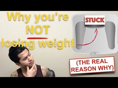 10 Explanations Why It's Difficult to shed weight
