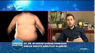 Op.Dr.Bilgehan SONBAHAR - Kime Obezite Ameliyatı Yapalım?  - TV8 Günaydın Doktor Programı