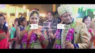 "Akanksha + Sundeep ""Wedding Cinemat by BlueFOX CAMERA"""