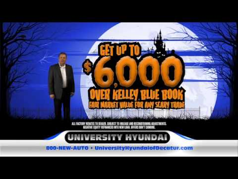 University Hyundai of Decatur 3 - YouTube