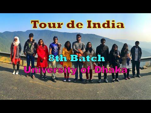University of Dhaka - Tour de India 2k17