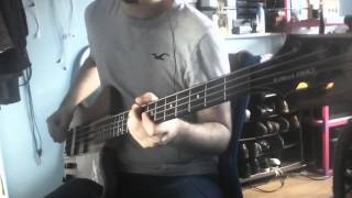BIFFY CLYRO - POCKET - BASS COVER