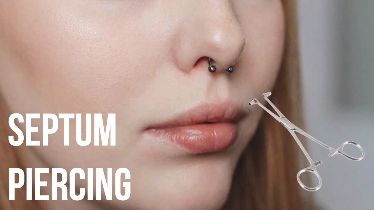 Getting My Septum Pierced My Experience Amp Faqs Pain