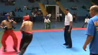 yassir zekri full contact maroc 2013 demifinal