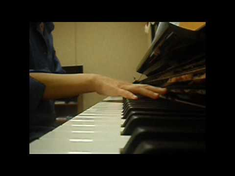 'The Final Countdown' Europe Piano Cover By Joey Fung