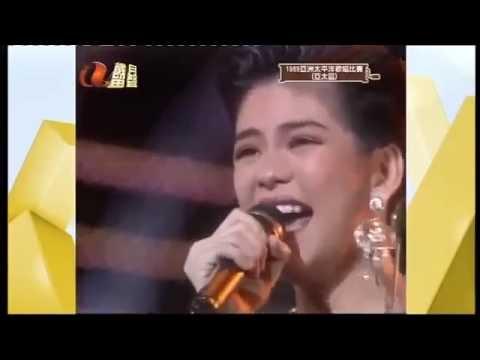 1989 Asia Pacific Singing Contest Ms Regine Velasquez Winning Moment