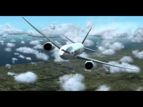Prepar3D Lusitaniair Boeing 777-200LR CS-TSS Oporto (LPPR) to Dubai (OMDB)