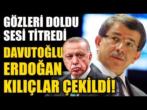 Kılıçlar Çekildi! Ahmet Davutoğlu Erdoğan kavgası büyüyor!