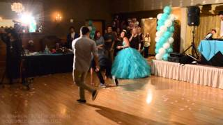 SWEET 16 BIRTHDAY PARTY! (with dance performance)