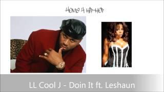 LL Cool J - Doin It ft. LeShaun
