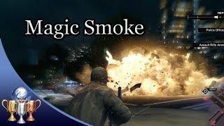 Watch Dogs - Magic Smoke (Total Obliteration Method) Guide - Kill 4 Enemies Using Focus