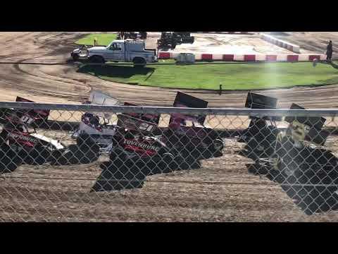 Delta Speedway 8/31/19 Jr Sprint Heat 1A- Cash