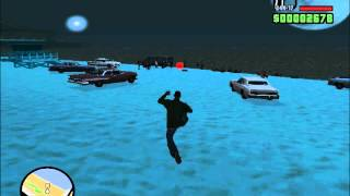 GTA San Andreas. Прохождение: Жизнь - это пляж (миссия 18).(Группа игры: http://vk.com/sanandreas1 Публичная страница: http://vk.com/sanandreas2 Канал: http://www.youtube.com/user/AlexanderPolyAK Автор: ..., 2012-06-06T14:54:57.000Z)