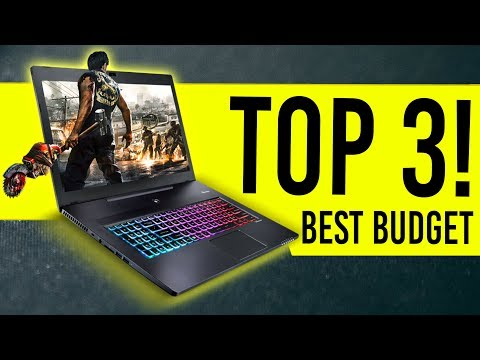 Best Budget Gaming Laptop In 2019 - Top 3 Cheap Gaming Laptops!