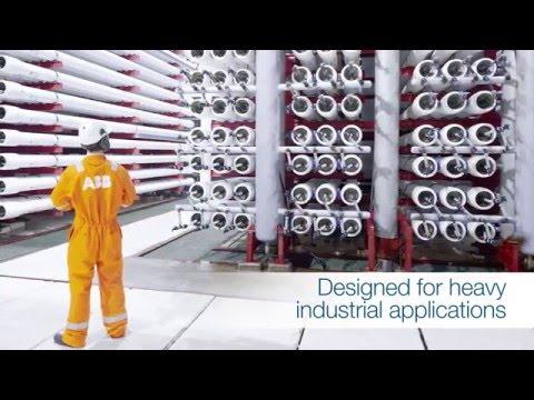 ABB's industrial power protection portfolio