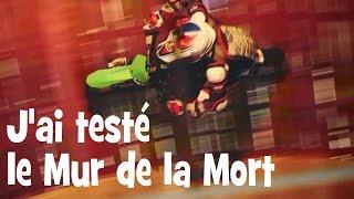 LE MUR DE LA MORT A MOTO BY LOLO COCHET