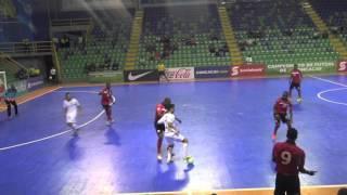 Game Highlights - Trinidad and Tobago versus Honduras CONCACAF Futsal Qualifier