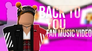 Back to you - Selena Gomez || Fan Music Video [2K Special~]