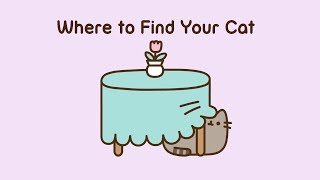 Pusheen: Where to Find Your Cat