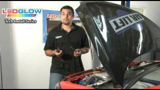 LEDGlow Underbody Kit Installation Video Part 2