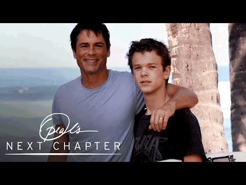 "The Powerful Fatherhood Moment That ""Blindsided"" Rob Lowe 