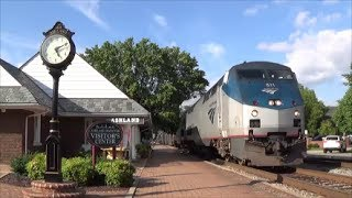 [HD] First Full Weekend on The CSX RF&P Subdivision, Feat. A SunRail Commuter Car: 9/7-8/13