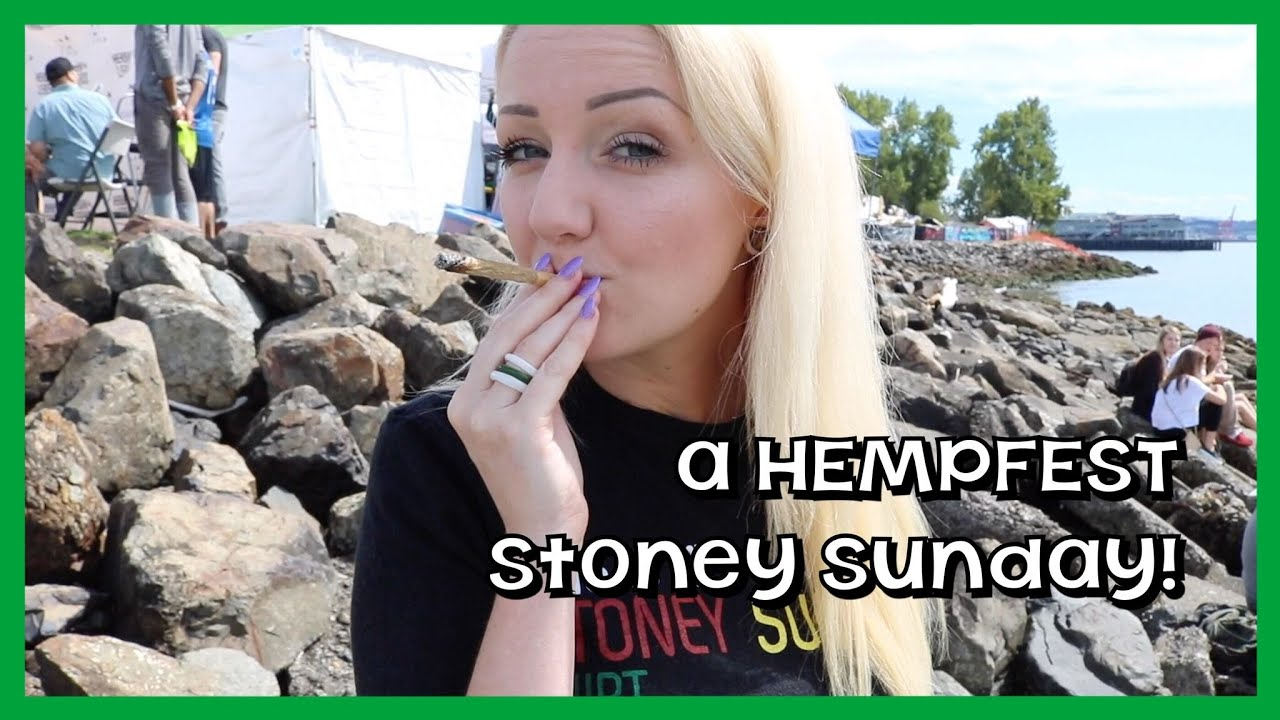 Answering questions from Seattle's Hempfest! | STONEY SUNDAY | CoralReefer
