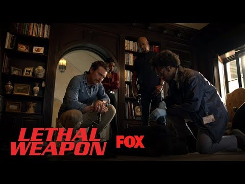 The Team Finds A Strange Clue On Their Latest Victim | Season 2 Ep. 6 | LETHAL WEAPON