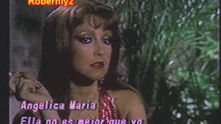 "Angelica Maria &quotNo es Mejor que Yo "" Video Oficial"