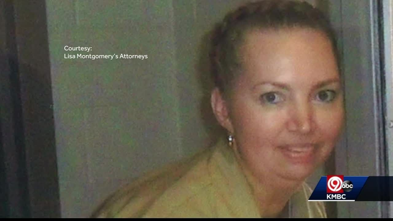 Lisa Montgomery's sister hopes there will be a stay of execution