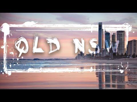QLD & NSW Cinematic Experience ||| Byron Bay, Brisbane, Gold Coast
