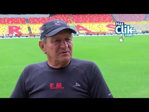 Meza, nuevo entrenador de Puebla