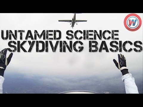 How To Skydive | Untamed Science