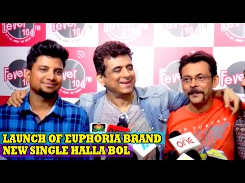 Palash Sen's Band Euphoria Single 'Halla...