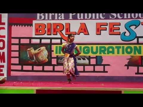 Divya 2013 folk dance