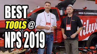 Best Milwaukee Tools Seen at NPS 2019 - Over 20 of Our Favs