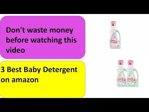 Best Baby Detergent for Newborns
